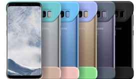 Las mejores fundas para el Samsung Galaxy S8 y el Galaxy S8+