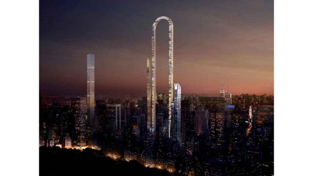 Otro edificio del futuro.