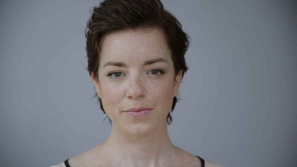La directora del documental, Inga Bremer, quisiera ver el film proyectado en España