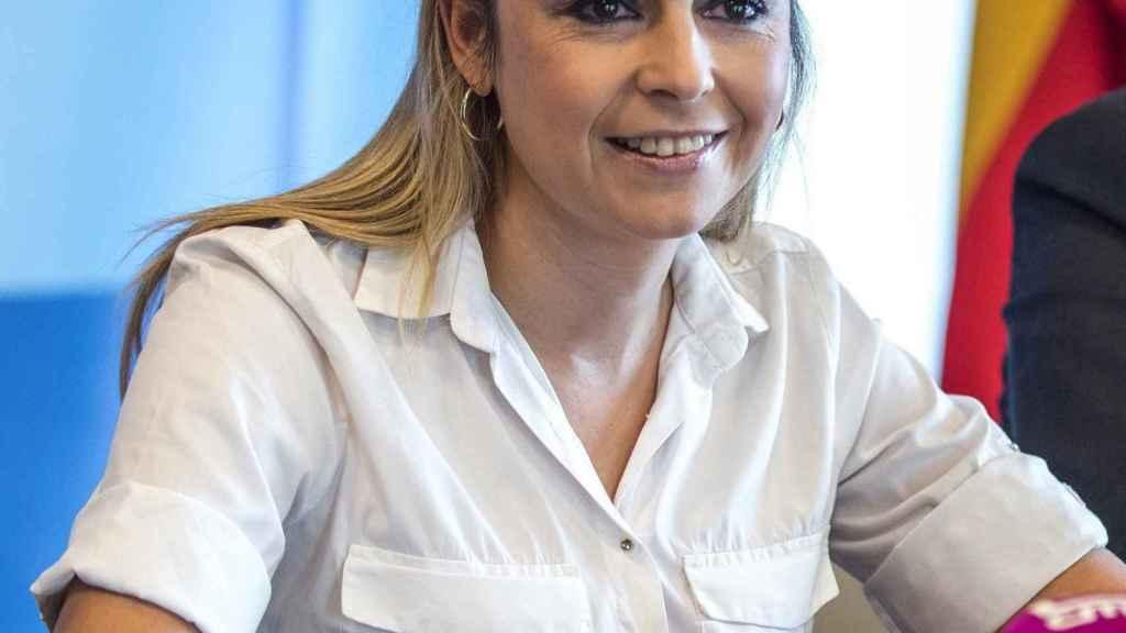 Elena de la Cruz, consejera de Fomento de Castilla-La Mancha.
