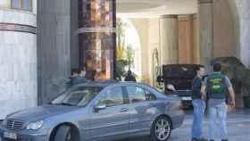 Buscan en Gibraltar parte del dinero blanqueado en España por el tío de Bashar Al Assad