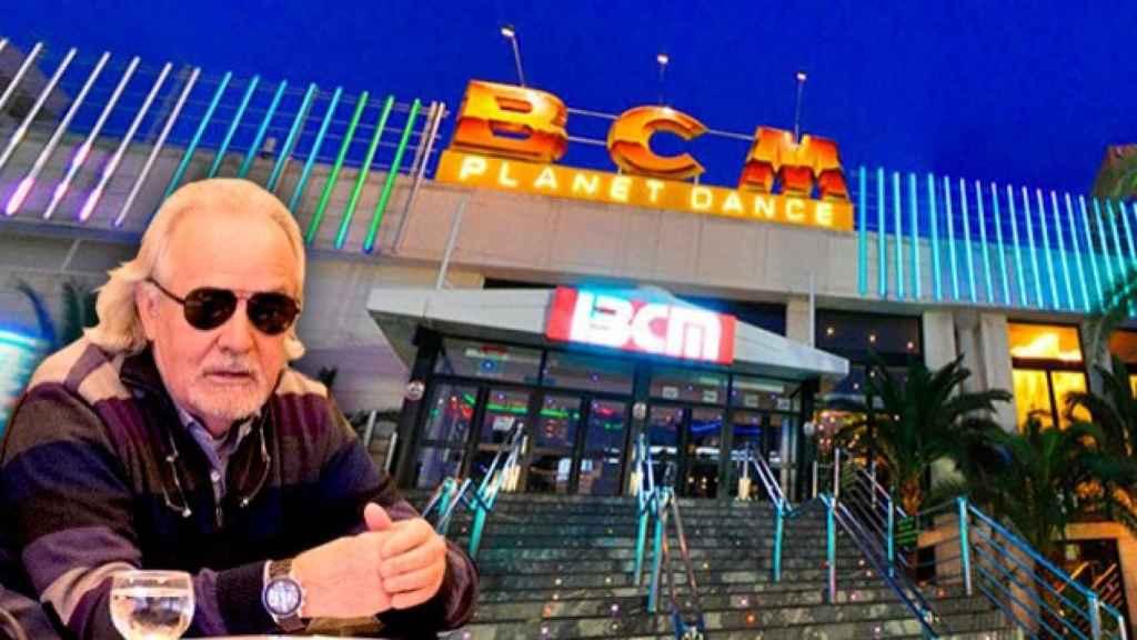 Tolo Cursach y la discoteca BCM.