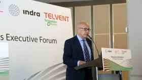 Eduardo Bonet, exdirector general de Transportes de Indra.