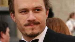 """Heath Ledger en una sesión fotográfica para """"Brokeback Mountain"""" (2005).   Foto: Getty Images."""