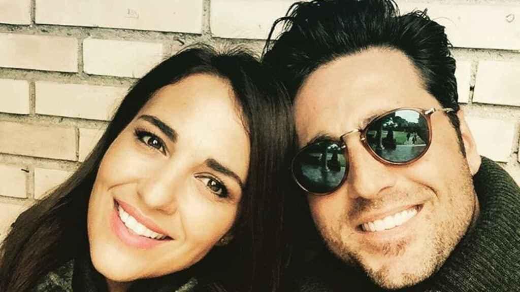 Paula Echevarría y David Bustamante.