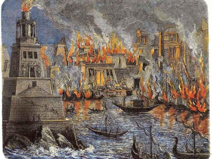 Los peores desastres culturales de la historia