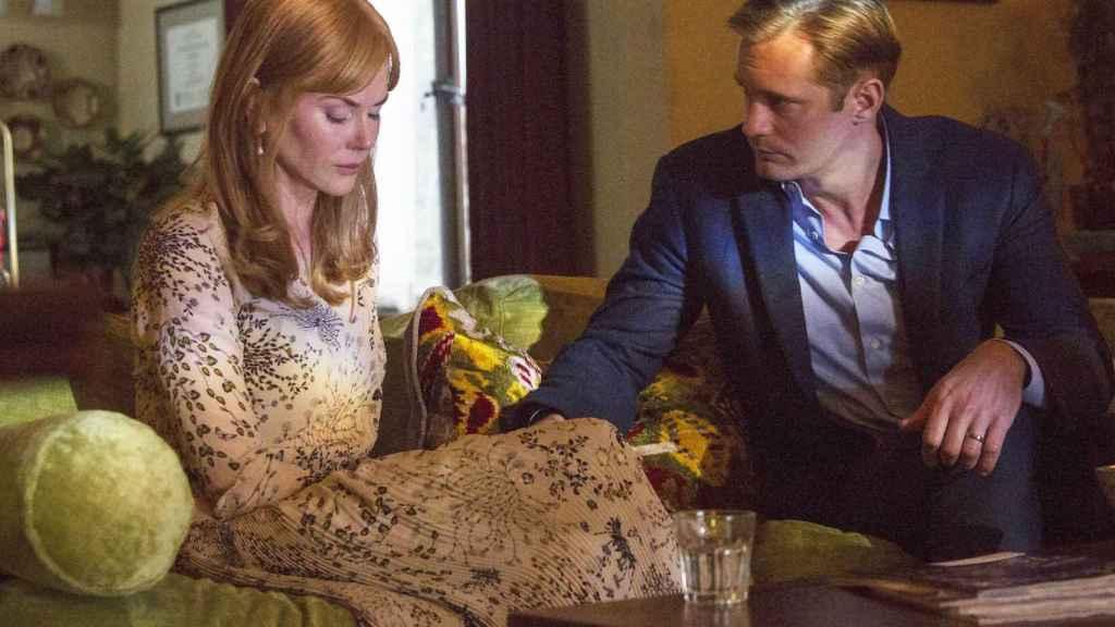 Celeste y Perry acuden a terapia para solucionar sus problemas