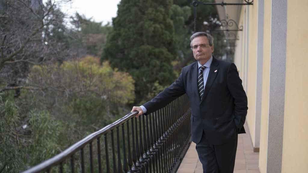 Matesanz ha trabajado con los cuatro últimos presidentes de la democracia.