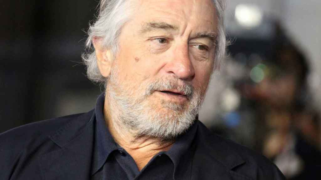 Robert De Niro en una imagen de archivo.