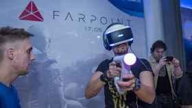 Farpoint y Starblood Arena, nuevos pasos en la realidad virtual de PlayStation