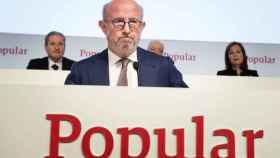 El expresidente del BancoPopular, Emilio Saracho.
