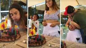 Dora Postigo celebró su cumpleaños rodeada de su familia más allegada.