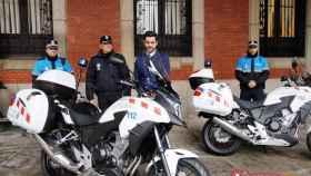zamora policia municipal