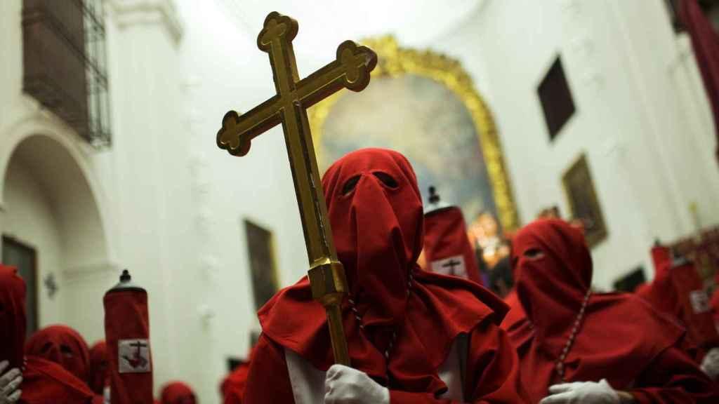 Estamos en época de procesiones, un momento muy religioso.