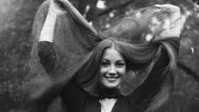 La actriz Jane Seymour en una imagen de los Años 70.   Foto: Getty Images.