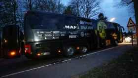 Autobús del Borussia Dortmund.