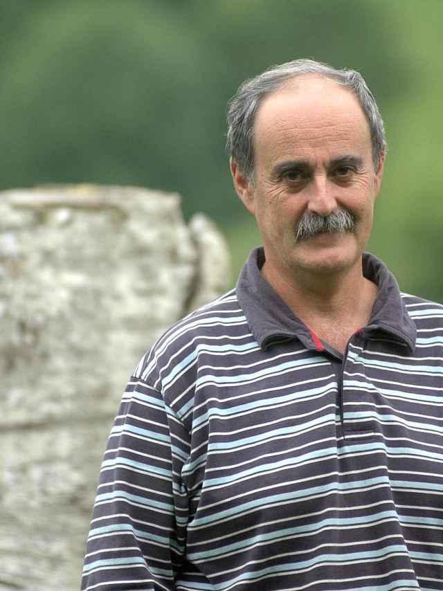 El autor de Breviario perplejo, Juan Kruz Igerabide.