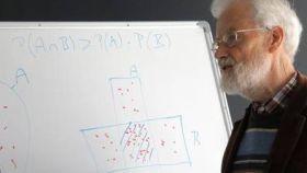 El profesor Royen, en una imagen cedida por su institución.