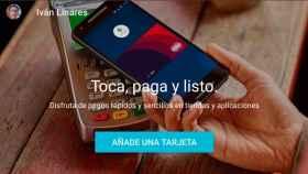 Android Pay se integra con las aplicaciones de los bancos