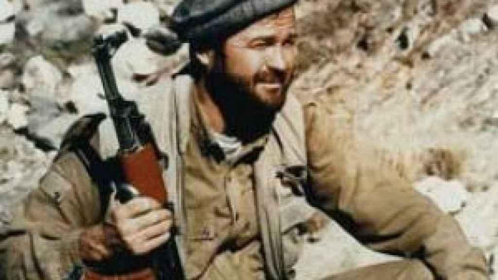 Dana Rohrabacher pasó dos semanas en Afganistán en 1988.
