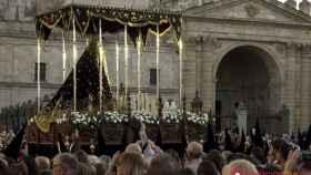 Zamora santo entierro semana santa