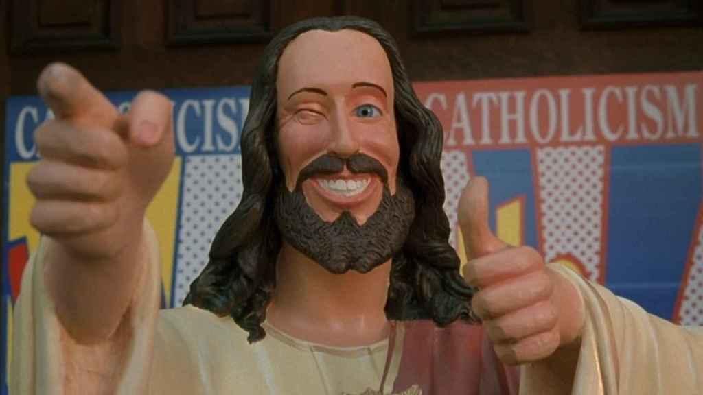 El Jesucristo Colega de Dogma no sentó muy bien a la Iglesia.