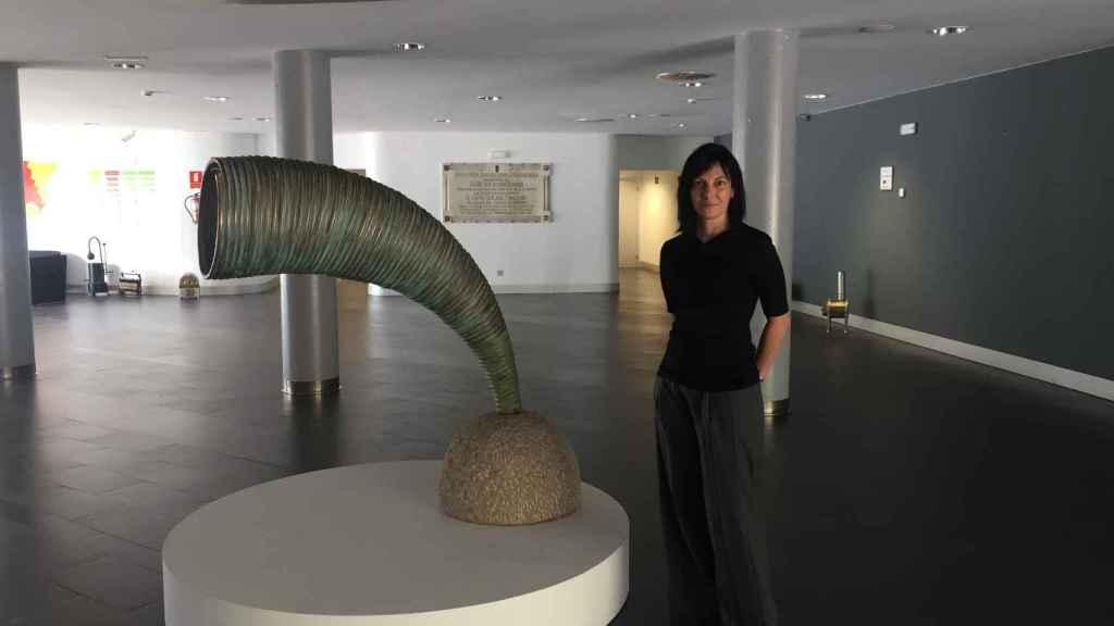 Dolores Moreno, directora del INTCF.