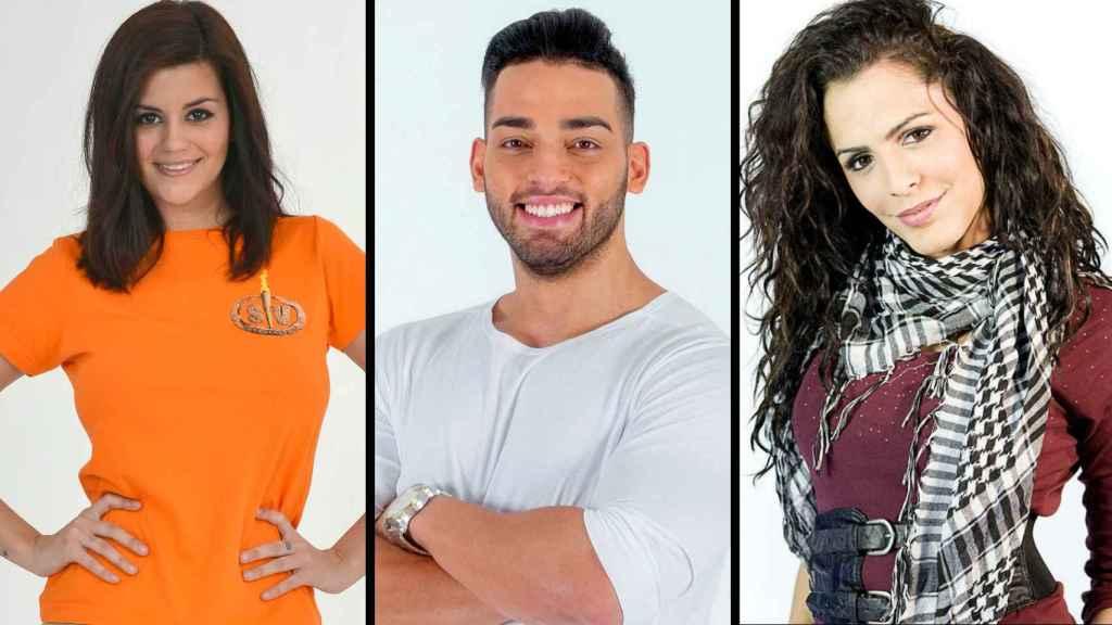 Lola Ortiz (MYHYV), Ricky (GH16) y Amor (GH9)