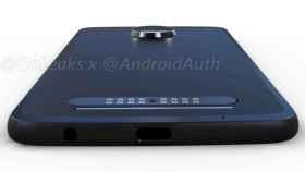 El jack 3.5 mm vuelve en el Motorola Moto Z2: rectificar es de sabios