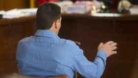El hombre condenado a 19,5 años cárcel por dejar parapléjica a su pareja.