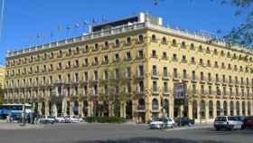 Imagen del hotel Macarena de Sevilla, del que Nyesa Valores tuvo que desprenderse.