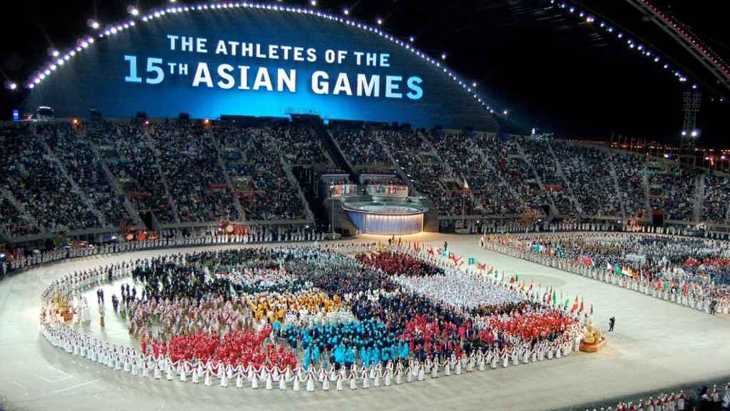 juegos asiaticos