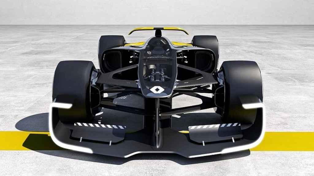 Diseño conceptual del RS 2027.