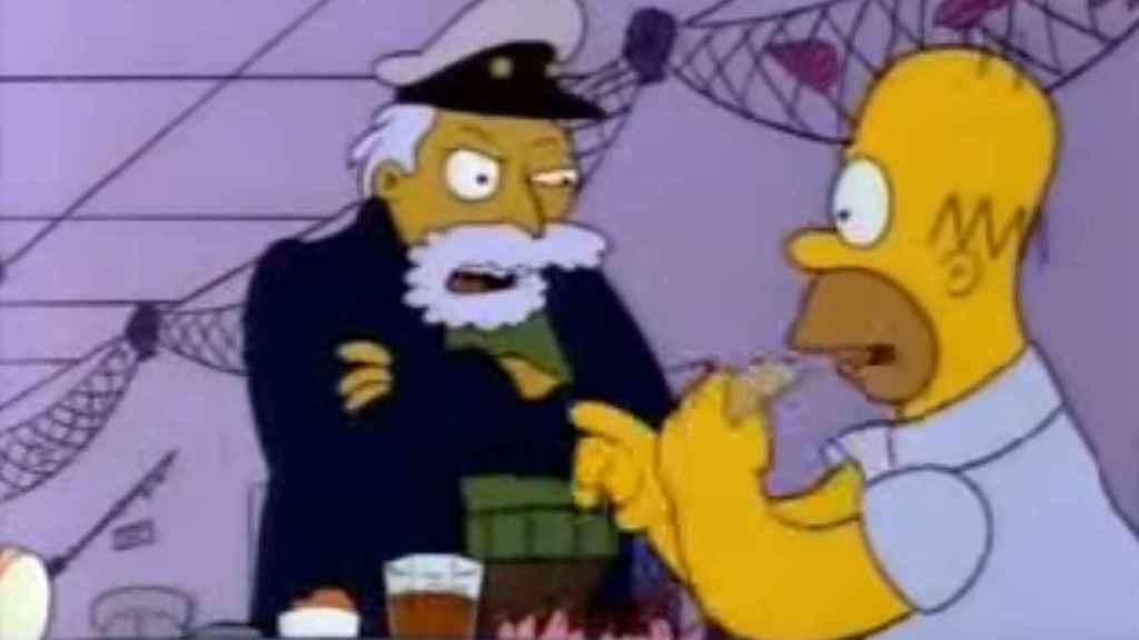 El día en que Los Simpsons explicaron la guerra entre Facua y Movistar