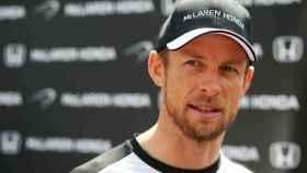 Jenson Button en una imagen de archivo.