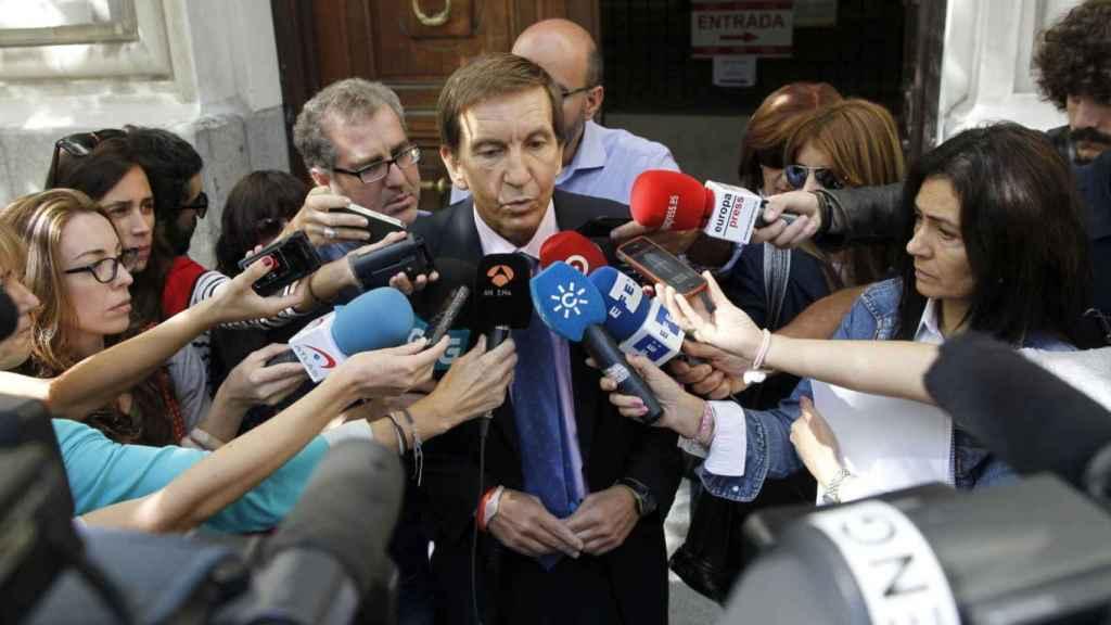El nuevo responsable de la Fiscalía Anticorrupción, Manuel Moix