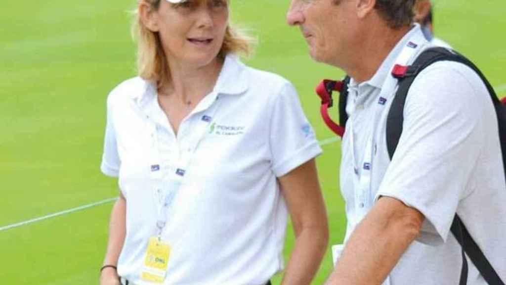 Silvia Villar Mir ha sido muy amiga de los reyes de España, especialmente de Letizia.