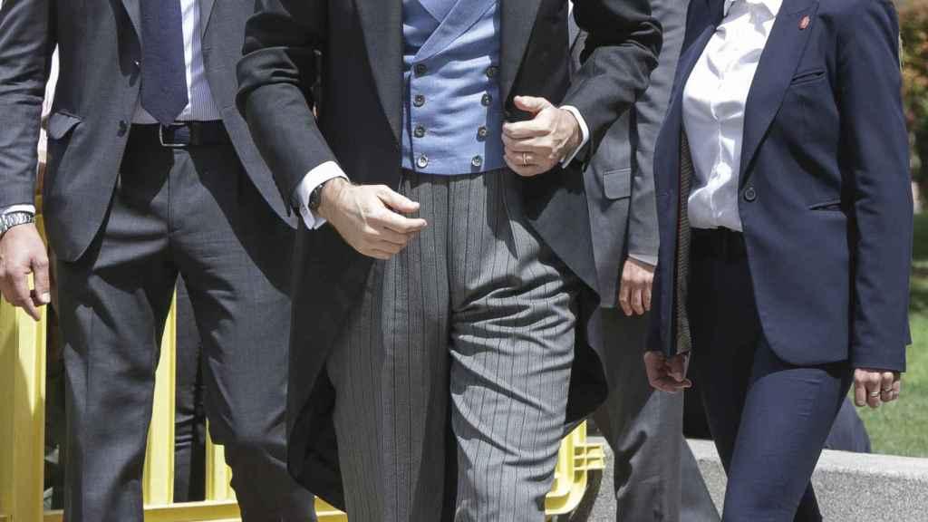 El rey Felipe VI ha visto cómo uno de sus amigos era detenido esta semana.