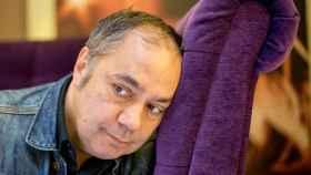 El escritor, guionista y cómico Pepe Colubi.