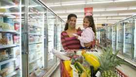 Los pasillos de congelados de los supermercados son cada vez más grandes