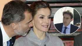 López Madrid, amigo íntimo de los reyes Felipe y Letizia, era detenido este jueves .