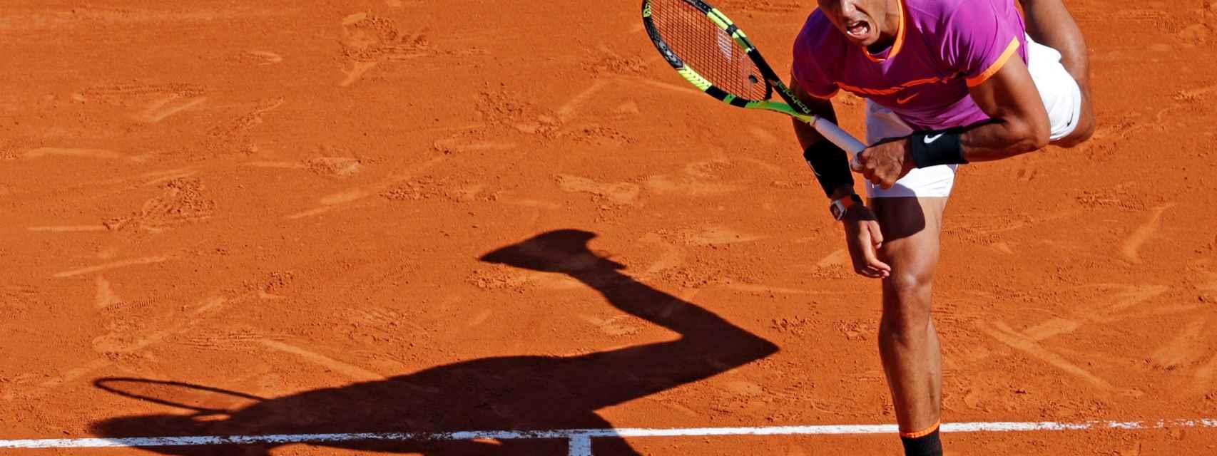 Rafael Nadal, ante Zverev.
