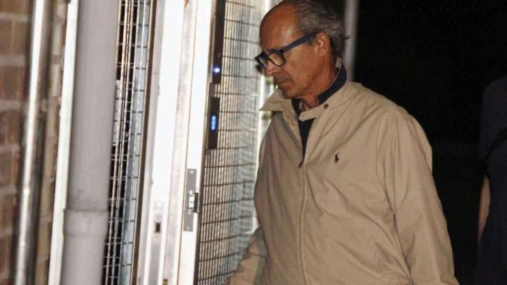 Edmundo Rodríguez Sobrino fue detenido en el marco de la operación Lezo