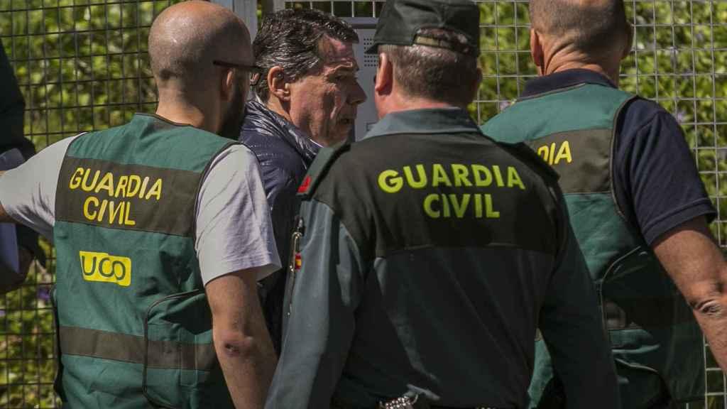 Ignacio González, en prisión incondicional por ocho delitos de corrupción