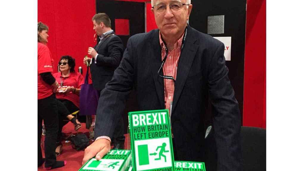 El ministro de Blair para Europa cree que Gibraltar quedará aislado tras el 'brexit'