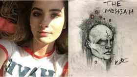 A Kate Fenner le diagnosticaron esquizofrenia con 17 años.