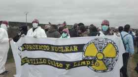 Salamanca-Retortillo-Berkeley-Protesta