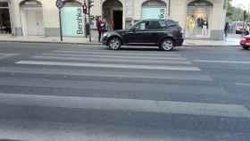 zamora paso de peatones