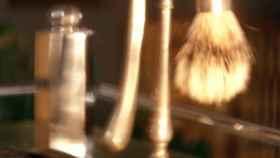 Un 'set' de afeitado 'vintage'