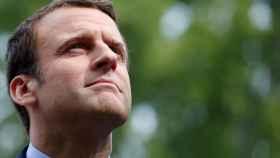 Macron ocupó la cartera de Economía con el Partido Socialista.